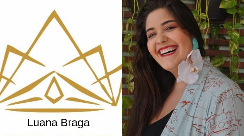 Miss Plus Size Senador Pompeu 2019 - Luana Braga