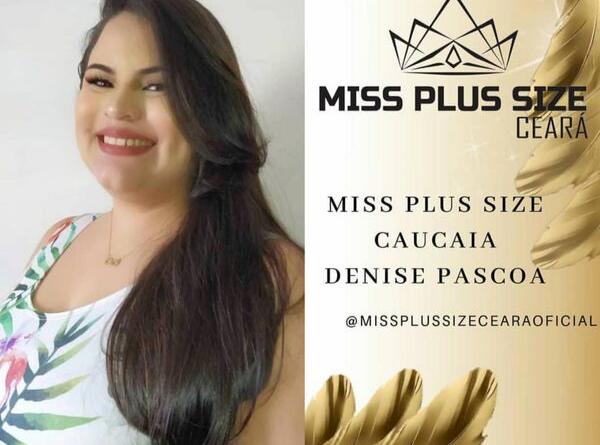 Miss Plus Size CE 2019 se aproxima seguido pelo Nacional