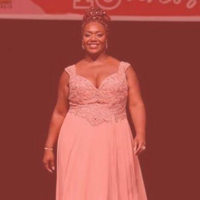 Miss Plus Size Bahia 2019 - Gabriela Lima