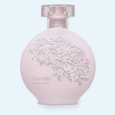 Floratta Love Flower - nova fragrância do Boticário
