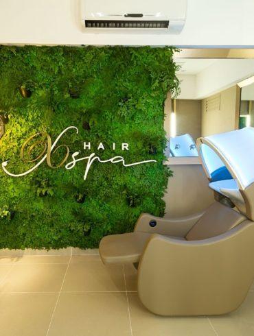 Expert Beauty Center relança HairSpa na unidade Batel
